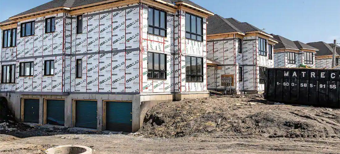 «Chute importante» des marchés immobiliers à prévoir au Québec