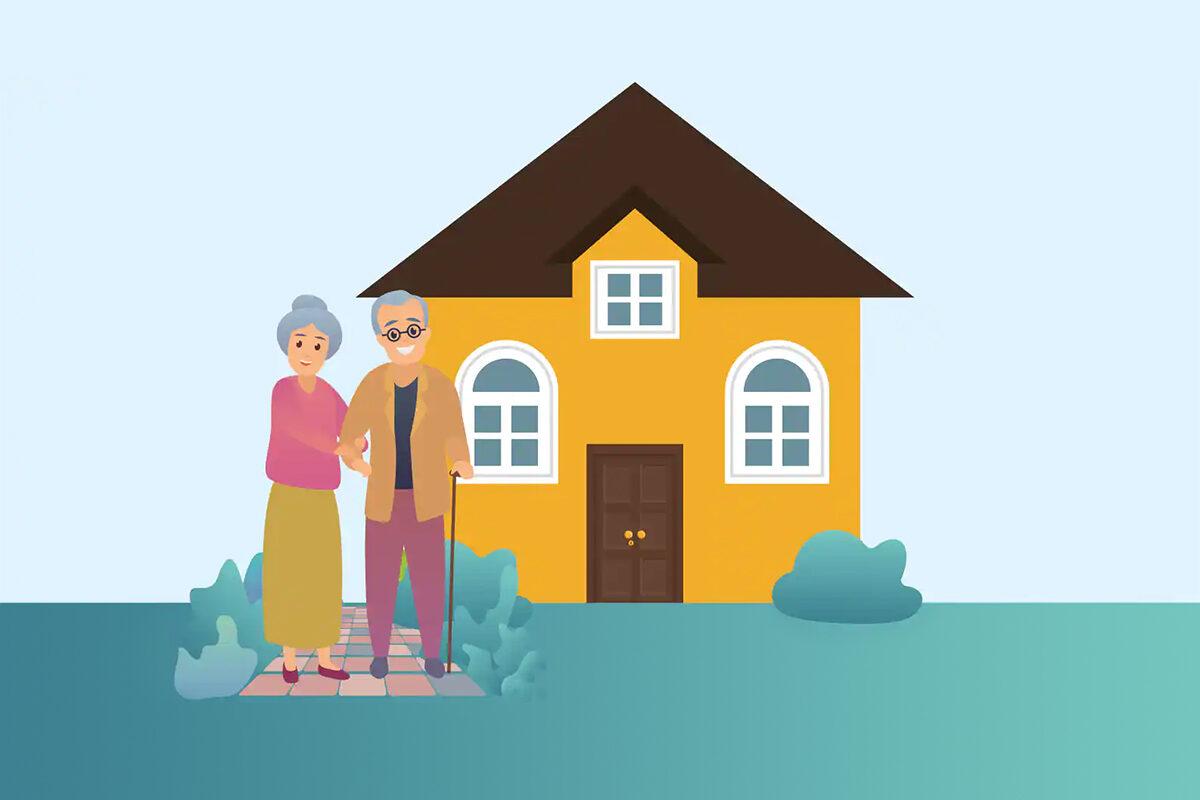 Acheter une première maison à 60 ans, non, ce n'est pas un péché